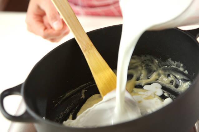 サクサクチキンシチューの作り方の手順11