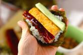 手巻き寿司の作り方10