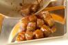 板コンの甘辛煮の作り方の手順4