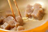 板コンの甘辛煮の作り方3