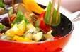 野菜のトマト煮の作り方3