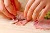 ネギの豚ロールの作り方の手順2