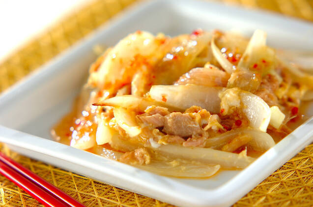 玉ねぎのお弁当おかず10選!レンジや炒め物でササッと簡単♪の画像