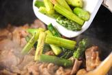 豚とアスパラの中華炒めの作り方4