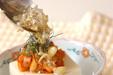 豆腐のピリ辛ダレの作り方3