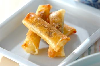チーズミニ春巻き