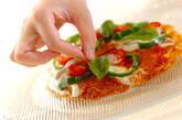 ピザ風オムレツの作り方7