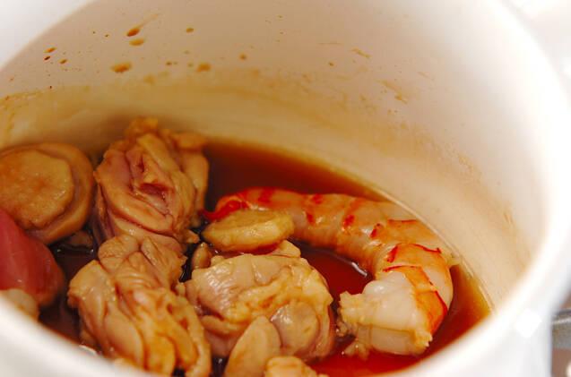 茶碗蒸しの作り方の手順7