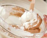 チョコレートのスフレの作り方7