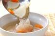 手羽と大根のスープの作り方2