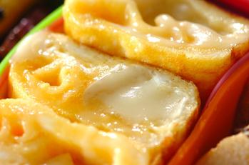チーズの卵焼き