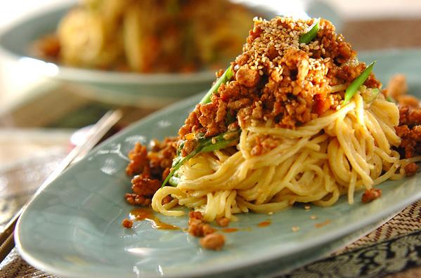 汁なし担々麺の基本の作り方!人気の本格レシピ&簡単アレンジ6選