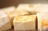 豆腐のネギ炒めの作り方1