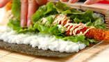スパイシーエビ巻き寿司の作り方4