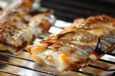 タチウオの塩焼きの作り方5
