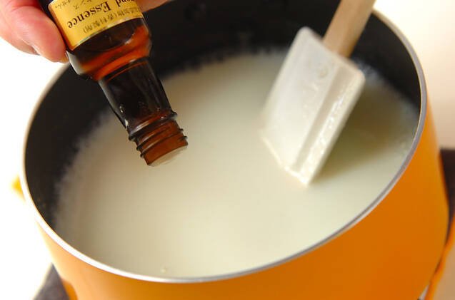 杏仁フルーツポンチの作り方の手順2