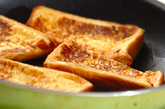 ふんわりフレンチトーストの作り方3