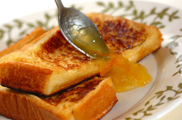 ふんわりフレンチトーストの作り方の手順6
