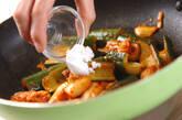 キュウリの炒め物の作り方4