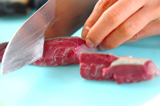 サバのみそ炒めの作り方の手順1
