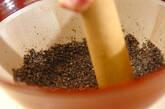 ゆでブロッコリーのゴマ汚しの作り方4