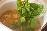 すくい豆腐のエビあんの作り方3