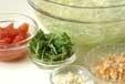 フワフワ卵ピリ辛ソースの下準備6
