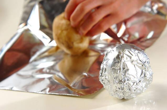 ホクホクジャガイモの作り方の手順3