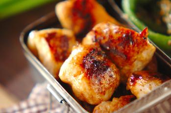 鶏むね肉のしょうゆ麹漬け