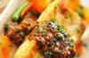 豆腐ステーキ・みそ味の作り方の手順