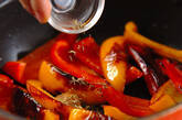 パプリカのシンプル炒めの作り方4