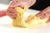 カリっとシュガーのベルギーワッフルの作り方の手順6