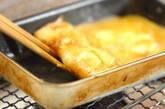 ふりかけの卵焼きの作り方2