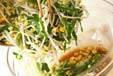 モヤシの炒め浸しの作り方6