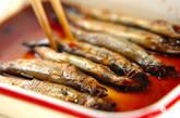 焼きシシャモの南蛮漬けの作り方5