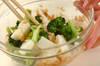 ゆで長芋のツナマヨ和えの作り方の手順4