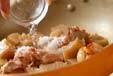 鶏コンの甘煮の作り方5