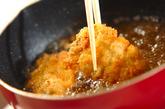 サクサクカキのチーズフライの作り方3