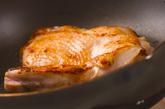 鶏のさっぱり塩焼きの作り方3