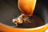 キャベツのアンチョビ炒めの作り方2
