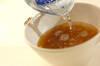 麻婆風スープの作り方の手順1