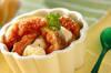 イチジクのソテーアイス添えの作り方の手順