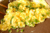 ネギ入り卵巻きの作り方2