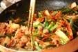豚キムチオムレツ の作り方3