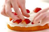 イチゴのショートケーキの作り方16