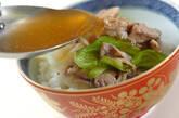 豚キャベツの蒸し煮ご飯の作り方3