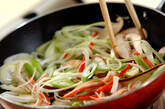 和風天津飯の作り方2
