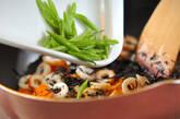 ヒジキとちくわの炒め煮の作り方5