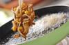 玉ネギのかき揚げの作り方の手順5
