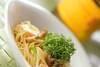 白ネギスパゲティの作り方の手順